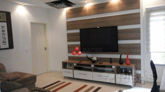 Casa com 5 dormitórios à venda, 500 m² por R$ 2.350.000,00 - Capão Raso - Curitiba/PR - Foto 2