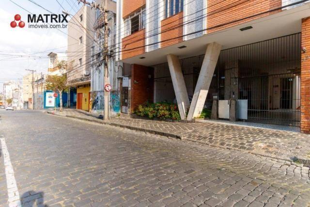 Amplo Apartamento com 3 dormitórios à venda, 164 m² - São Francisco - Curitiba/PR - Foto 2