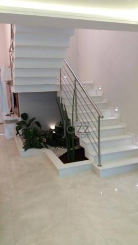 Casa com 3 dormitórios à venda, 220 m² por R$ 1.200.000,00 - Residencial Portal do Lago -  - Foto 3