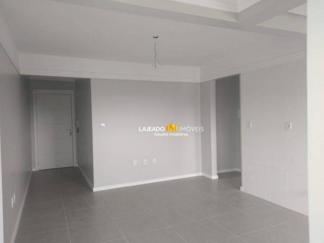 Apartamento com 1 dormitório para alugar, 46 m² por R$ 1.000,00/mês - São Cristóvão - Laje - Foto 3