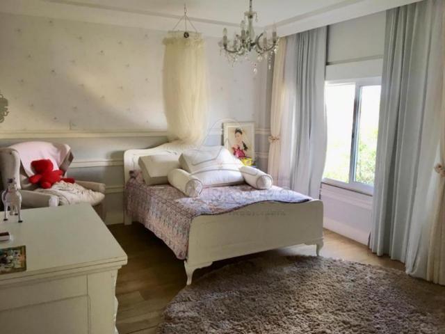 Casa de condomínio para alugar com 4 dormitórios em Oficinas, Ponta grossa cod:L1260 - Foto 12