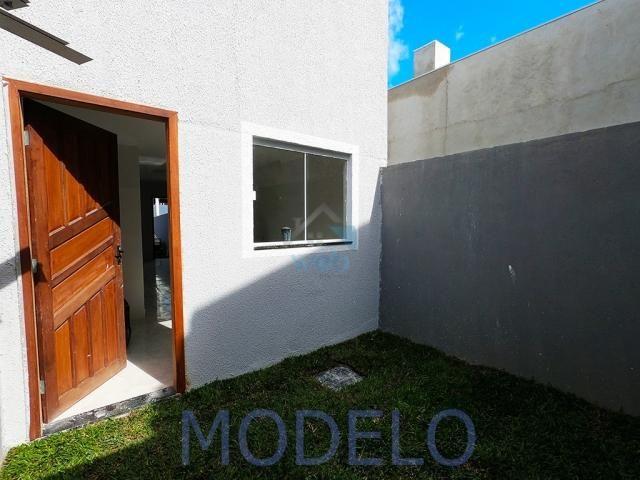 Sobrado à venda com 2 quartos, 72,99 m², terraço, próximo ao Santuário da Divina Misericór - Foto 13