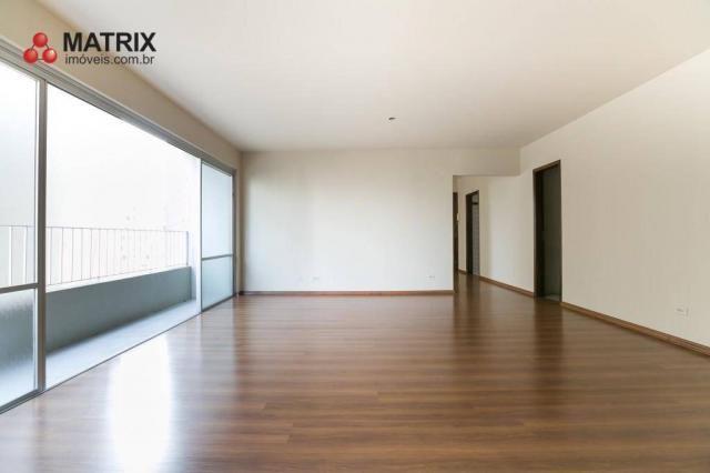 Apartamento com 4 dormitórios para alugar, 159 m² por R$ 2.950,00/mês - Água Verde - Curit - Foto 6