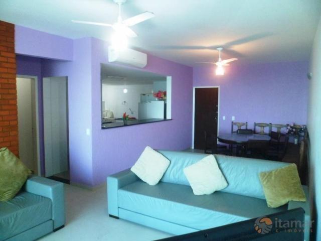 Apartamento com 3 quartos para alugar TEMPORADA - Praia do Morro - Guarapari/ES - Foto 4
