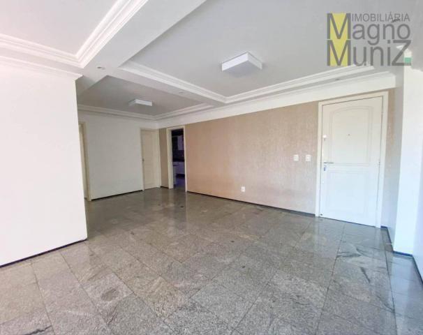 Apartamento com 3 dormitórios à venda, 152 m² por R$ 325.000,00 - Papicu - Fortaleza/CE - Foto 6