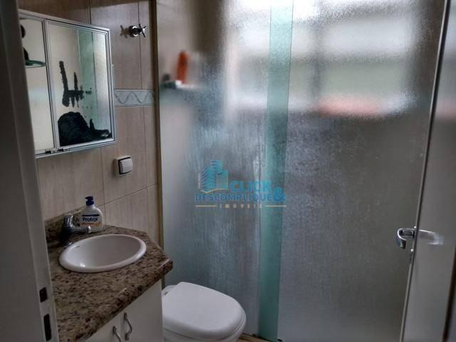 Apartamento à venda, 140 m² por R$ 510.000,00 - Ponta da Praia - Santos/SP - Foto 14