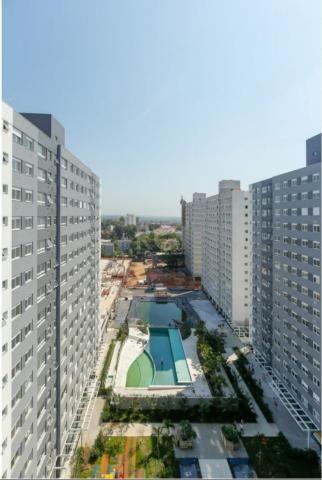 Apartamento à venda com 3 dormitórios em São sebastião, Porto alegre cod:EL56356660 - Foto 12