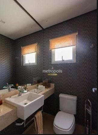 Sobrado para alugar, 427 m² por R$ 8.400,00/mês - Cerâmica - São Caetano do Sul/SP - Foto 16