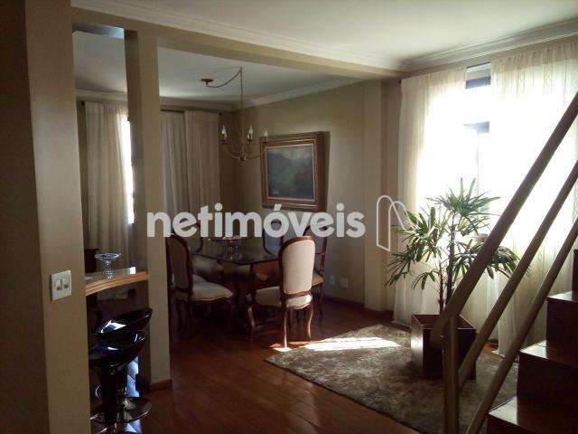 Apartamento à venda com 3 dormitórios em Santo andré, Belo horizonte cod:737505 - Foto 3