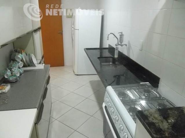 Apartamento à venda com 3 dormitórios em Praia do morro, Guarapari cod:571292 - Foto 3