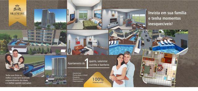 Apartamento Parcelado Direto no boleto em Caldas Novas - Foto 9