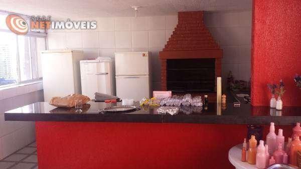 Apartamento à venda com 2 dormitórios em Barro preto, Belo horizonte cod:509142 - Foto 14