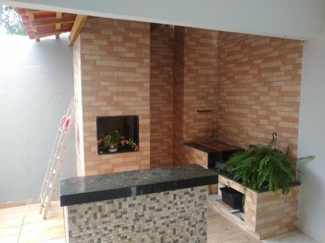 Casa em caldas 4 dormitórios,toda na laje, área de churrasco,bem localizada - Foto 10
