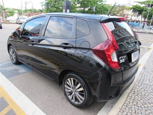 Honda Fit 1.5 ex 16v flex 4p automático - Foto 6