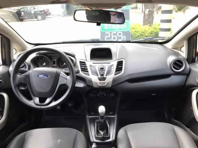 Fiesta Sedan SE 1.6 16V Flex 4p - Foto 5