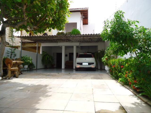 Casa residencial à venda, Engenheiro Luciano Cavalcante, Fortaleza - CA0303.