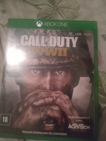 Call of duty ww2 - xbox one