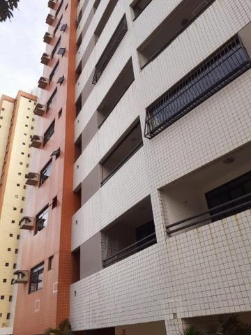 Apartamento à venda, 3 quartos, 2 vagas, Aldeota - Fortaleza/CE