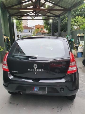 Renault Sandero 1.0 Expression completo 2012 48 mil km originais - Foto 3
