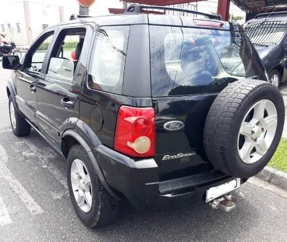 Ecosport xlt 2.0, gasolina, câmbio automático, completo, air bag, abs - Foto 2