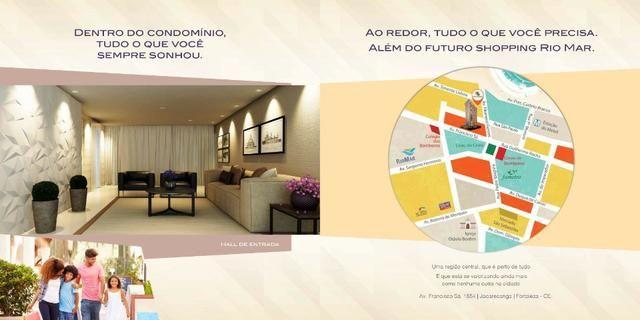 Apartamentos novos com 2 e 3 quartos no Bairro Jacarecanga. - Foto 7
