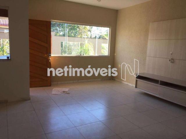 Casa de condomínio à venda com 3 dormitórios em Francisco pereira, Lagoa santa cod:759734 - Foto 2