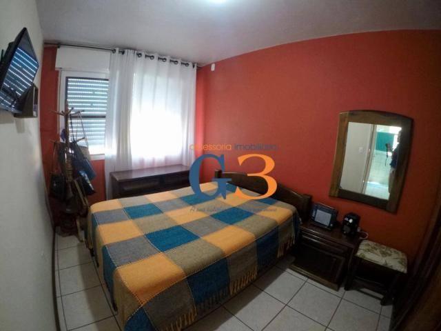 Apartamento com 2 dormitórios à venda, 60 m² por R$ 250.000,00 - Cidade Nova - Rio Grande/ - Foto 6