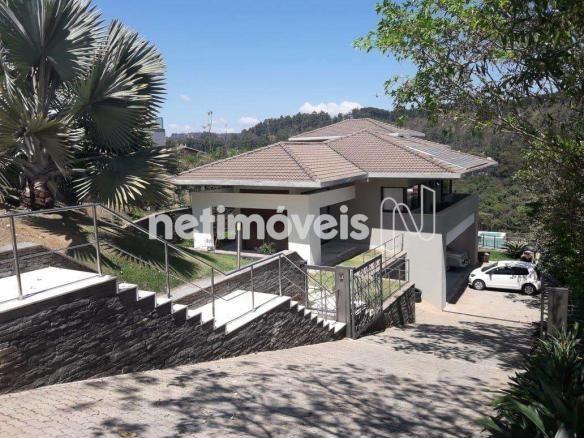 Casa à venda com 4 dormitórios em Vila alpina, Nova lima cod:773404 - Foto 9