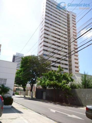 Apartamento residencial à venda, Aldeota, Fortaleza. - Foto 8