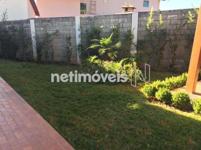 Casa de condomínio à venda com 3 dormitórios em Francisco pereira, Lagoa santa cod:759734 - Foto 4