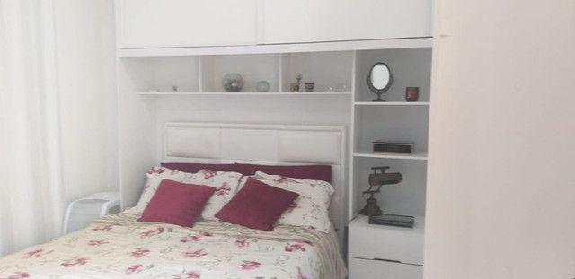 Casa de 3 quartos com suite em condomínio com lavabo, garagem para 4 carros e quintal - Foto 11