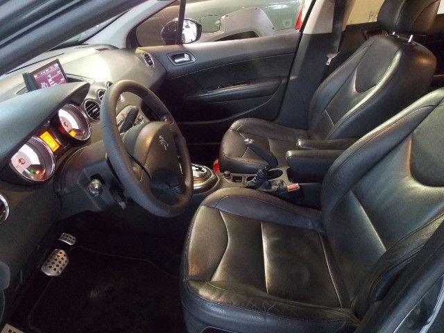 Peugeot 408 Sedan Griffe 2012 c/ Teto Top - Foto 6