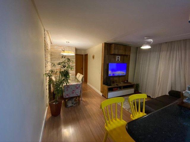 LO- Lindo apartamento de 02 quartos na Praia das Gaivotas - Foto 5