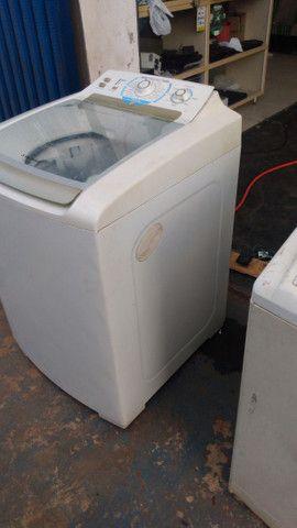 Máquina de Lavar Eletrolux turbo Secagem Top Revisada - Foto 5