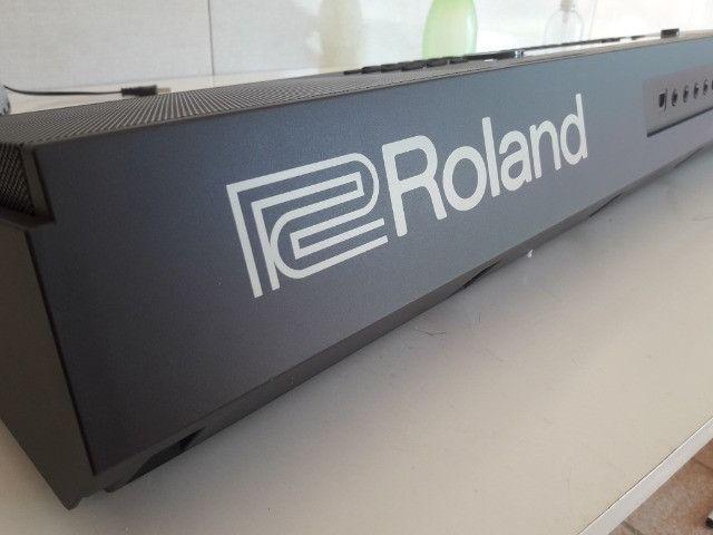 Teclado Roland E-X20A - Foto 5