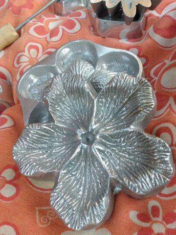 Fôrmas de EVA - Fabricação Rosas - Foto 5