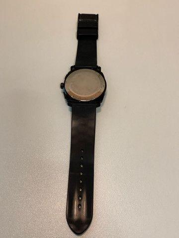 Relógio Fossil Azul - Foto 5