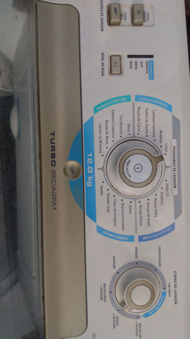 Máquina de Lavar Eletrolux turbo Secagem Top Revisada - Foto 2