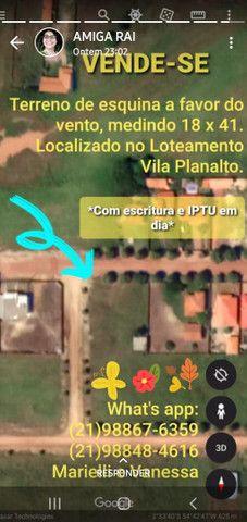 Terreno no Planalto são José