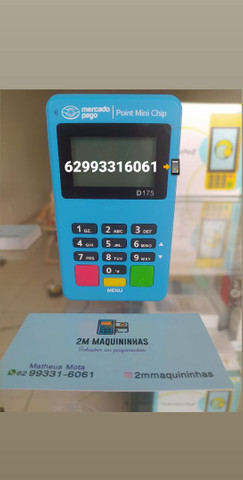 Máquina de cartão ATACADO E VAREJO - Foto 3