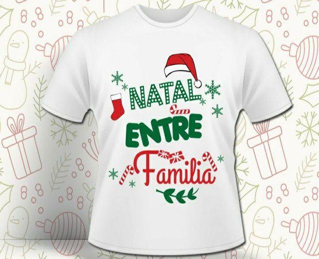 Camisa para o Natal  - Foto 2