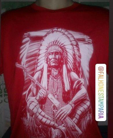 camisa indio camiseta indio camisas estampadas