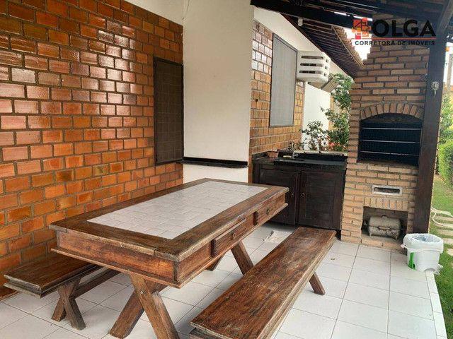 Casa com área gourmet em condomínio fechado, à venda - Gravatá/PE - Foto 5