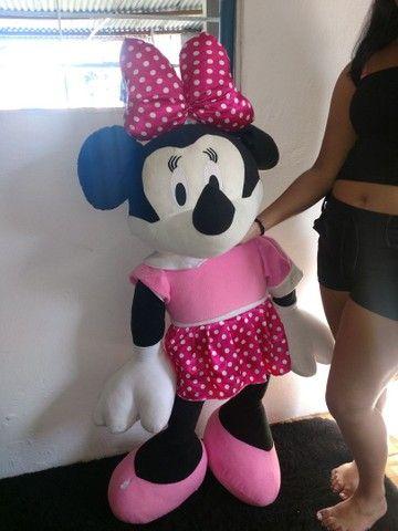 Minnie rosa em perfeito estado - Foto 2
