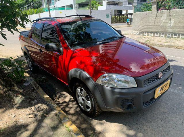 Strada HD cab.dupla 3 portas 2018 ( 60x 987 + entrada) - Foto 8