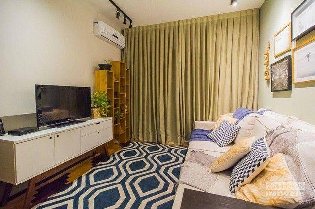 Apartamento com 2 dormitórios à venda, 81 m² por R$ 264.998,98 - Centro - Canoas/RS - Foto 3