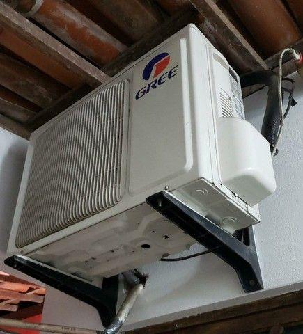 Ar Condicionado Split Gree 9.000 Btu's (seminovo) com Instalação - Foto 2