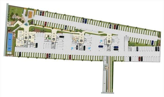 M&M- Lindo apartamento de 03 quartos no Barro - José Rufino - Edf. Alameda Park - Foto 3