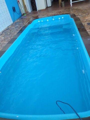 Limpamos piscina em geral