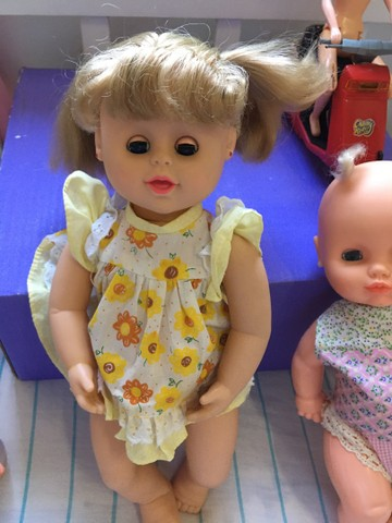Violão  grande Elena de Avalor e bonecas Estrela  - Foto 5